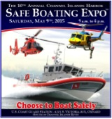 safe boating expo flyer
